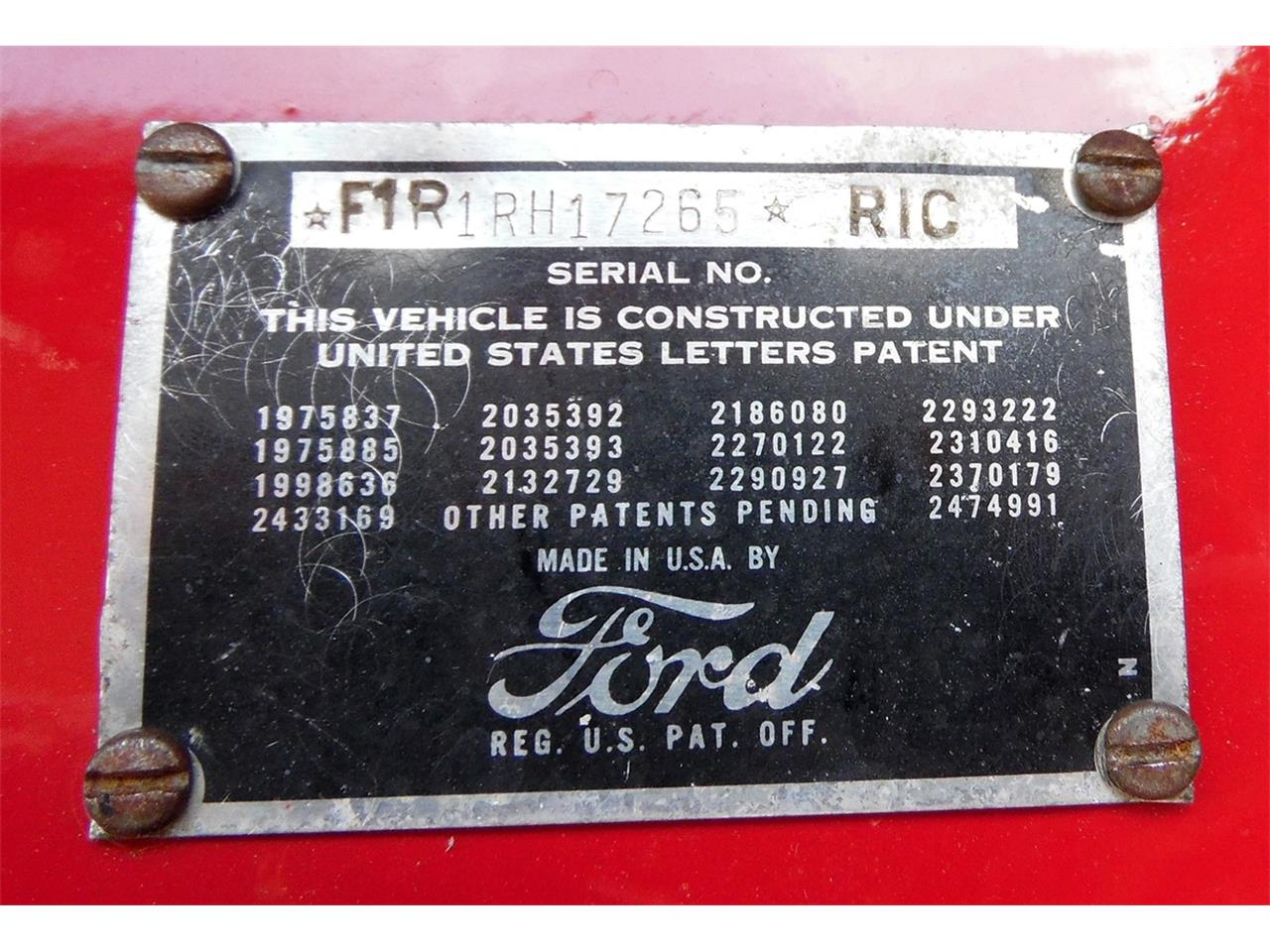 Large Picture of 1951 F100 located in Redlands California - $51,995.00 Offered by Play Toys Classic Cars - QDE5