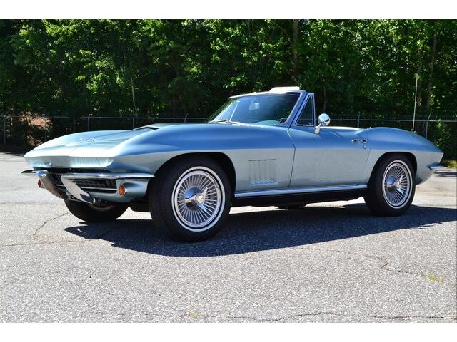 Picture of '67 Convertible - QG9U