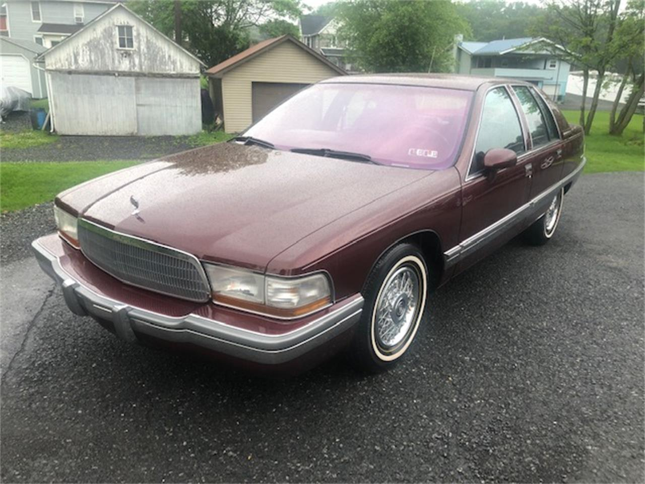 Large Picture of '92 Roadmaster - QDE7