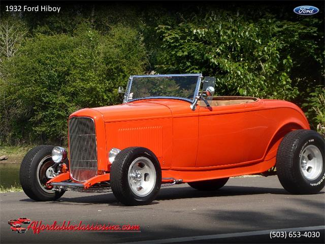 Picture of Classic '32 Ford Highboy located in Gladstone Oregon - $36,500.00 Offered by  - QGA1