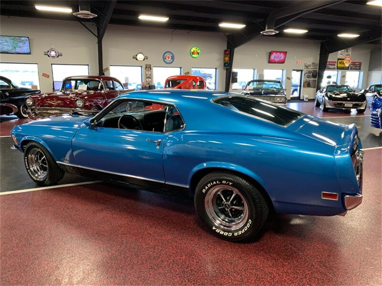 Large Picture of '70 Ford Mustang Mach 1 located in Bismarck North Dakota - $37,900.00 Offered by Rides Auto Sales - QGAG