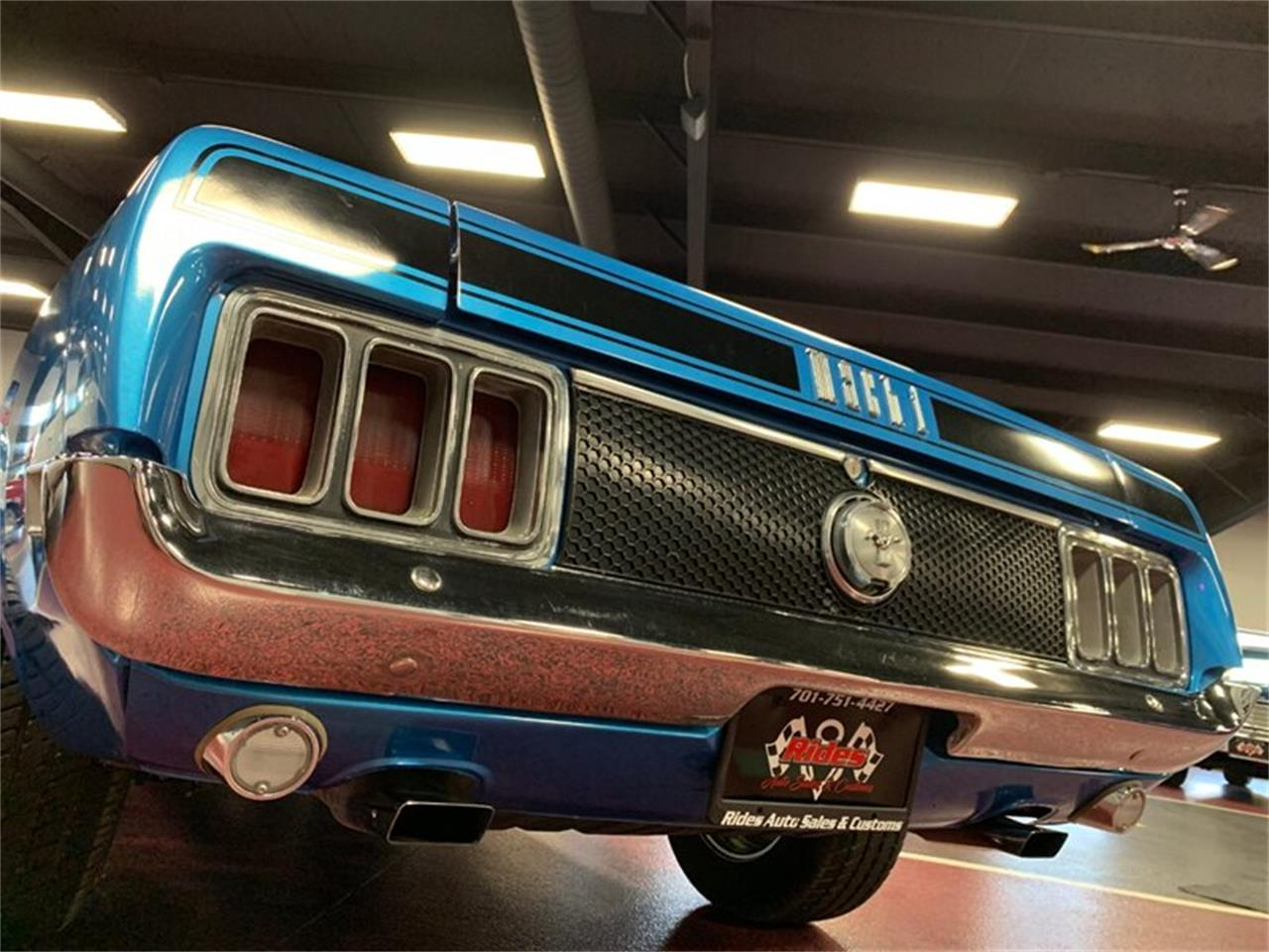 Large Picture of Classic 1970 Mustang Mach 1 - QGAG