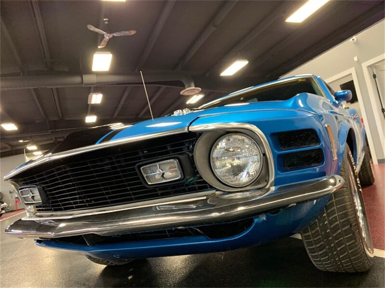 Large Picture of 1970 Ford Mustang Mach 1 - QGAG
