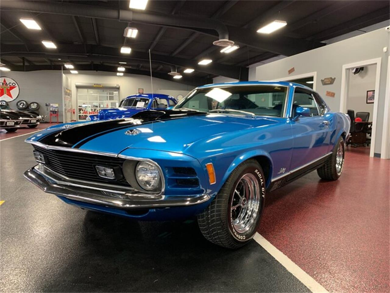 Large Picture of Classic 1970 Ford Mustang Mach 1 - $37,900.00 - QGAG