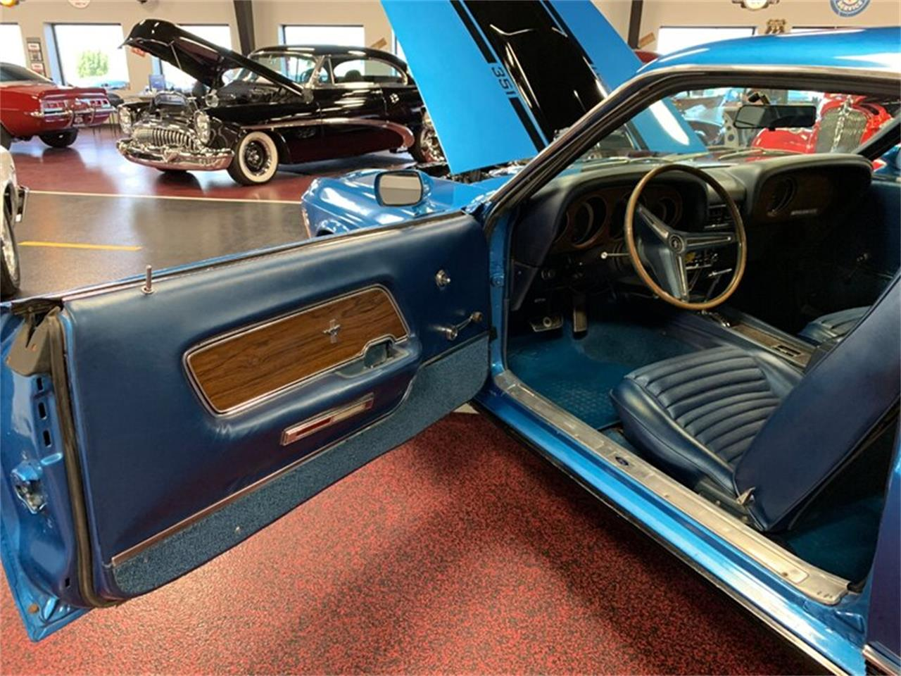 Large Picture of '70 Ford Mustang Mach 1 located in North Dakota - QGAG