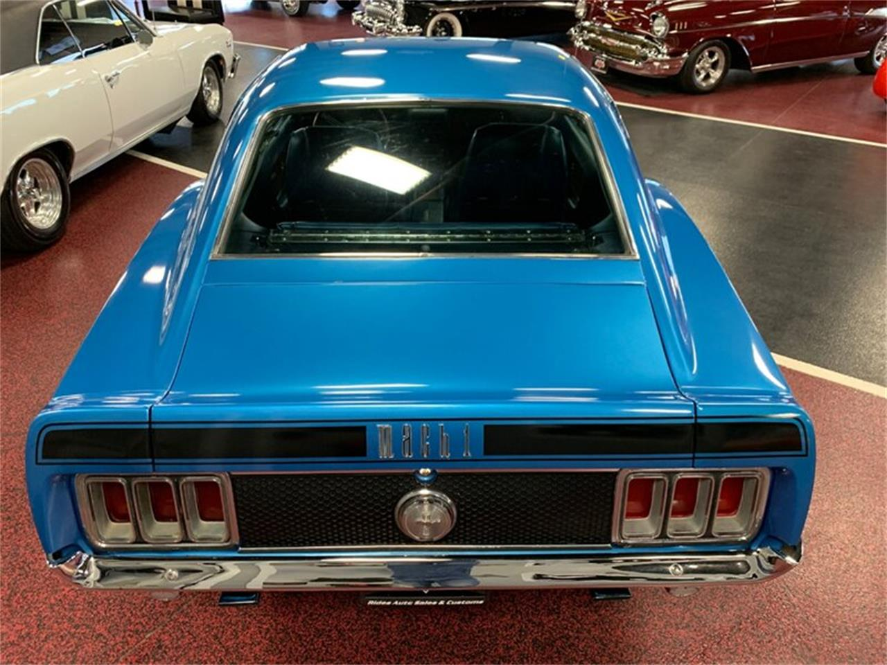 Large Picture of 1970 Mustang Mach 1 located in North Dakota Offered by Rides Auto Sales - QGAG