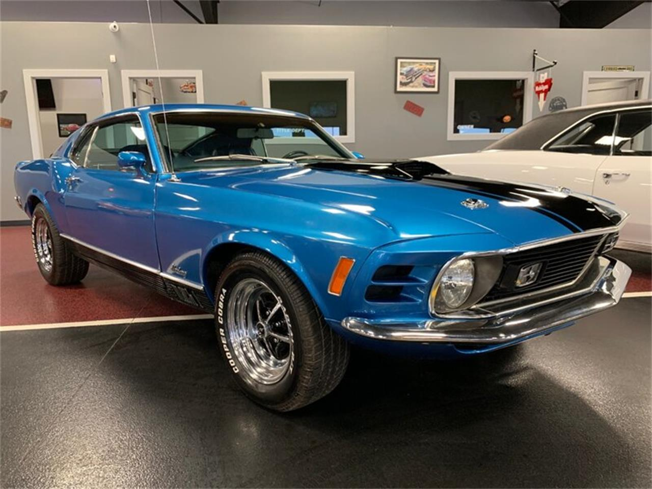 Large Picture of Classic 1970 Mustang Mach 1 Offered by Rides Auto Sales - QGAG