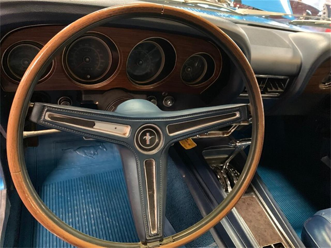 Large Picture of '70 Mustang Mach 1 - $37,900.00 - QGAG