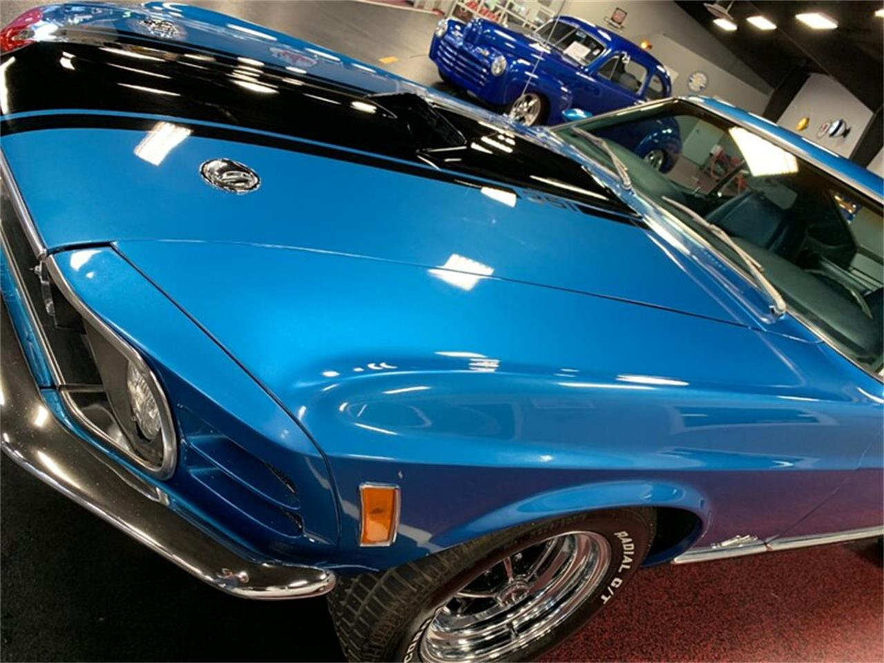 Large Picture of 1970 Mustang Mach 1 - $37,900.00 - QGAG