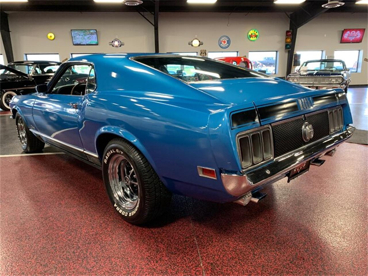 Large Picture of '70 Mustang Mach 1 located in Bismarck North Dakota - $37,900.00 Offered by Rides Auto Sales - QGAG