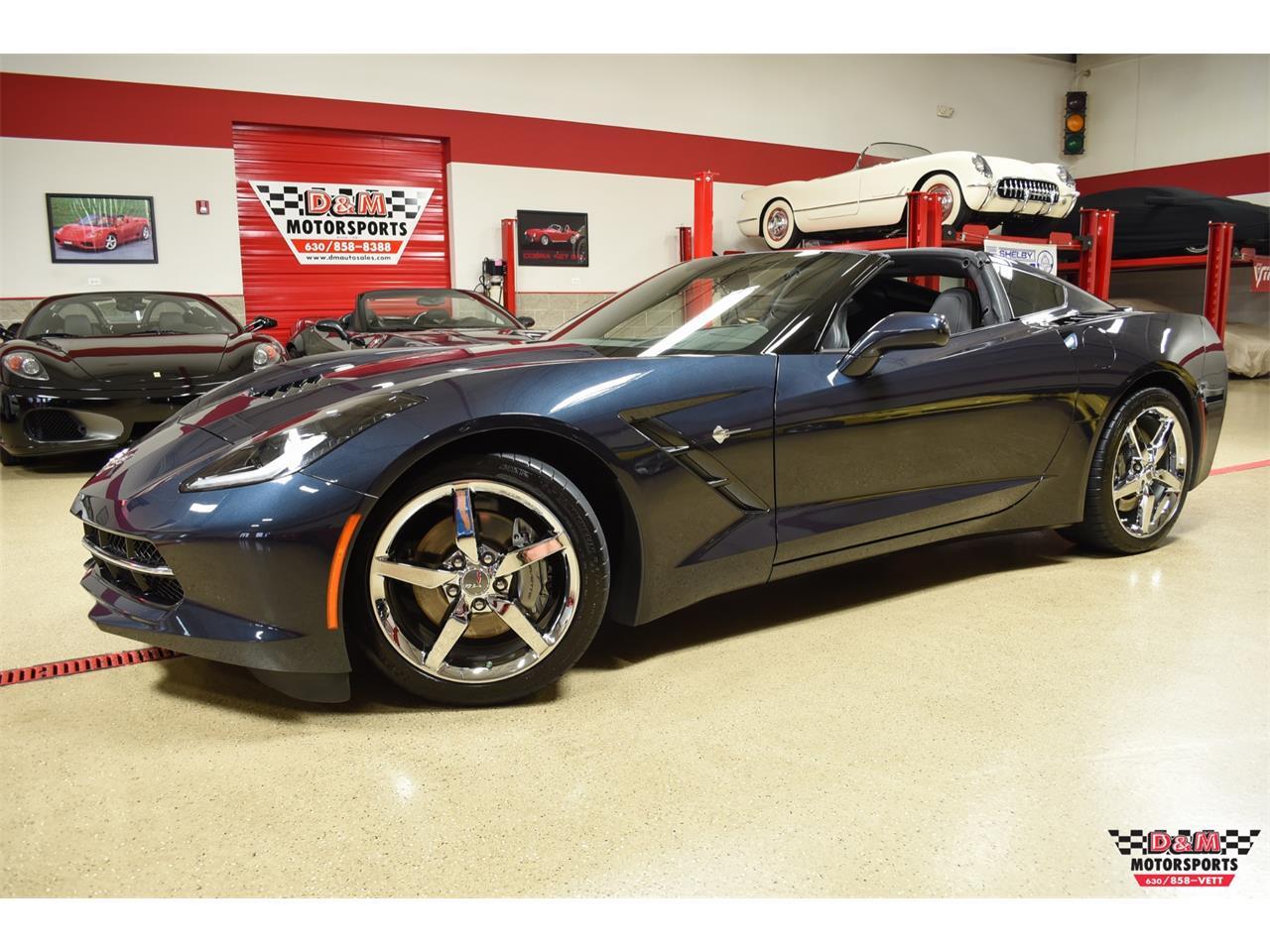 Large Picture of 2015 Corvette - QGAK