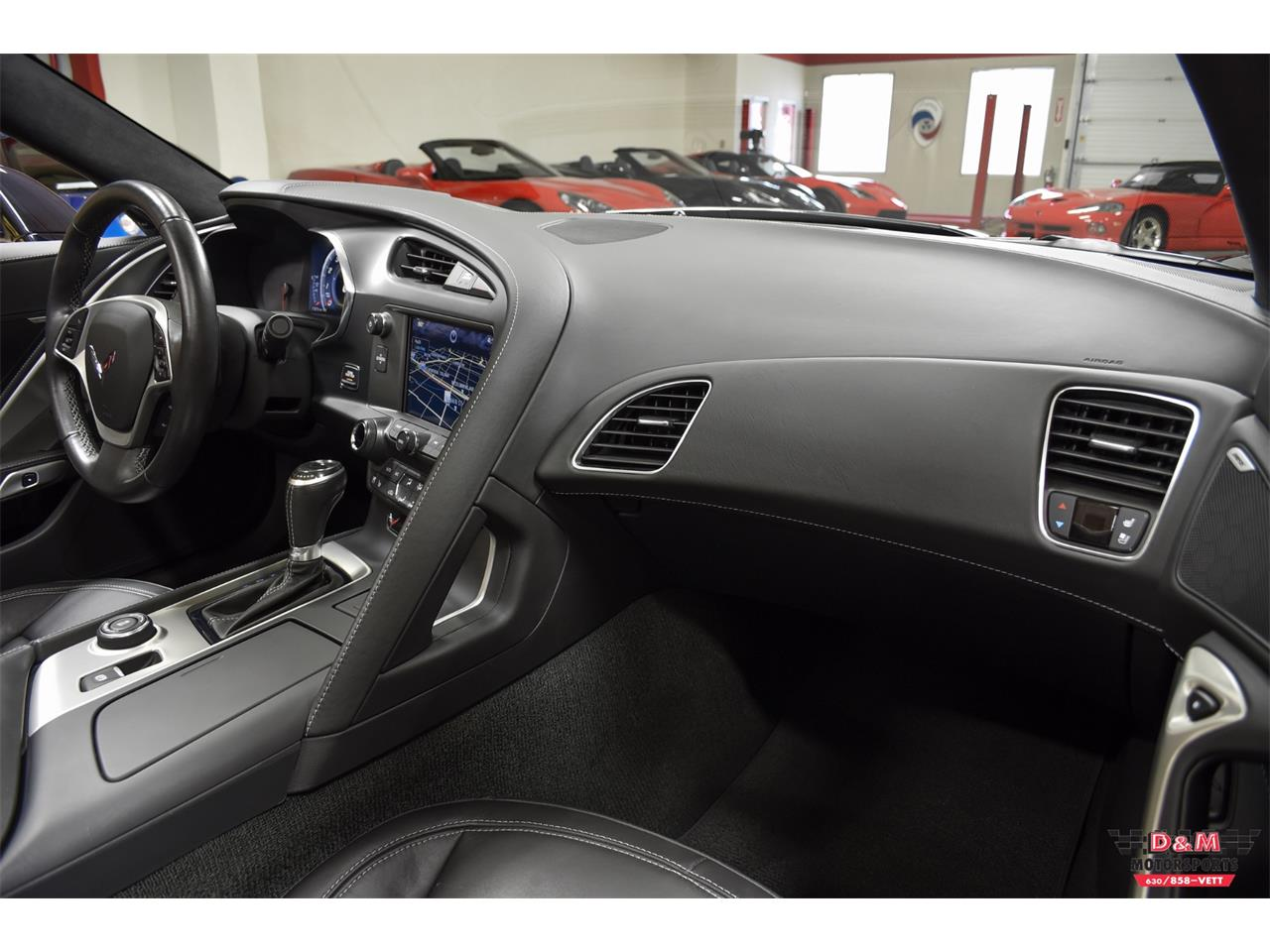 Large Picture of '15 Chevrolet Corvette located in Glen Ellyn Illinois - $45,995.00 Offered by D & M Motorsports - QGAK