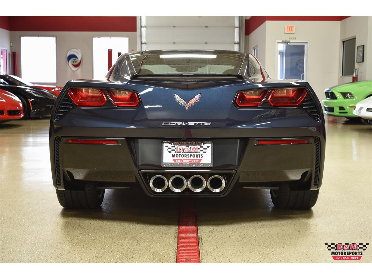 Large Picture of 2015 Corvette located in Illinois - $45,995.00 - QGAK
