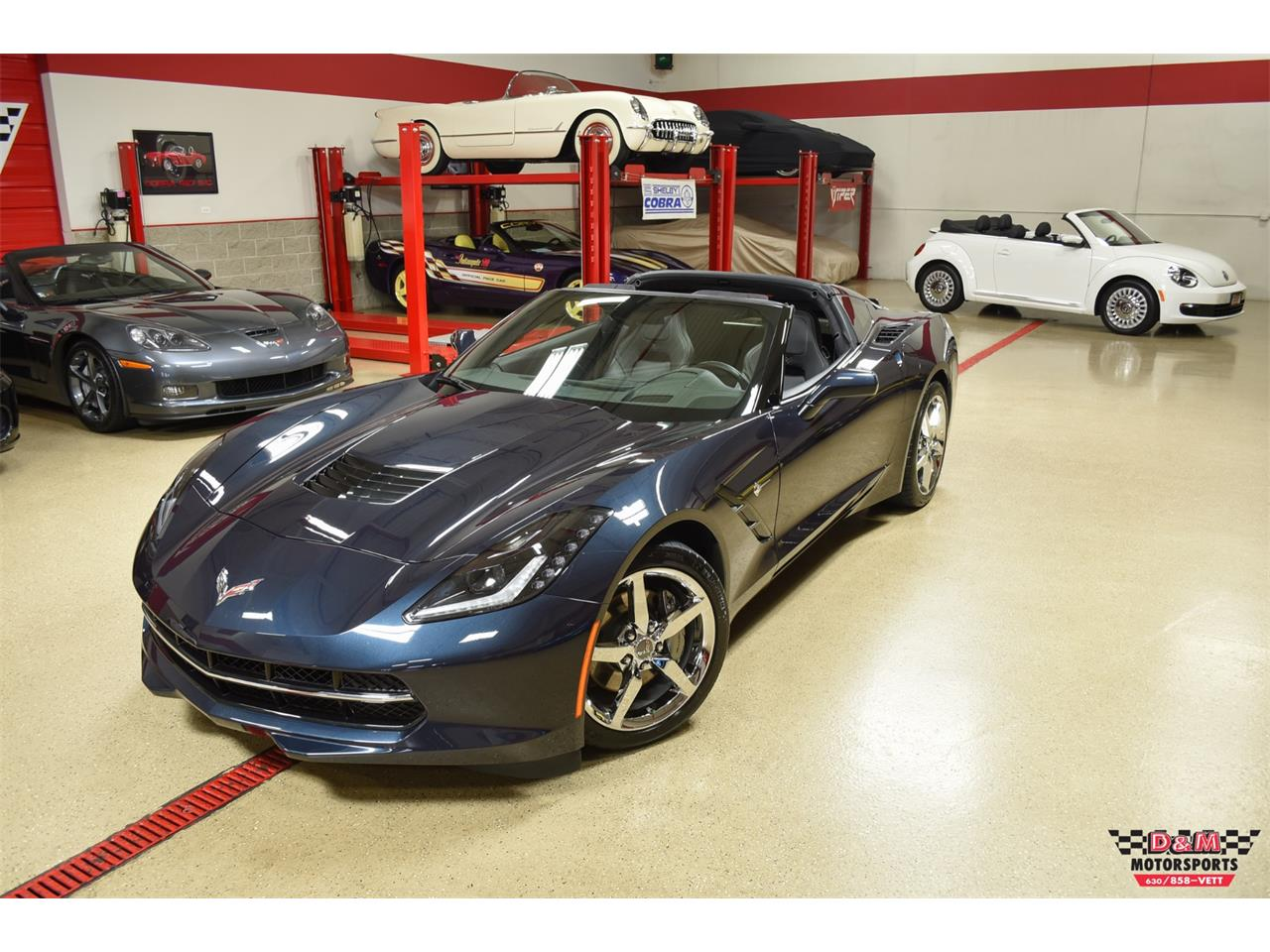 Large Picture of '15 Corvette Offered by D & M Motorsports - QGAK