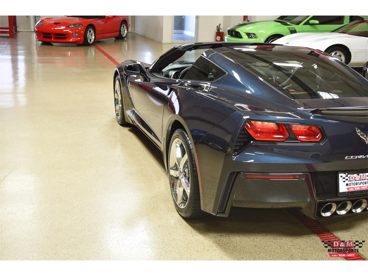 Large Picture of 2015 Chevrolet Corvette Offered by D & M Motorsports - QGAK