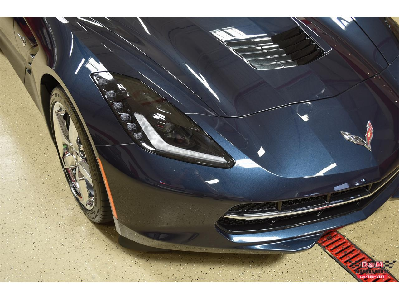 Large Picture of 2015 Chevrolet Corvette located in Illinois Offered by D & M Motorsports - QGAK