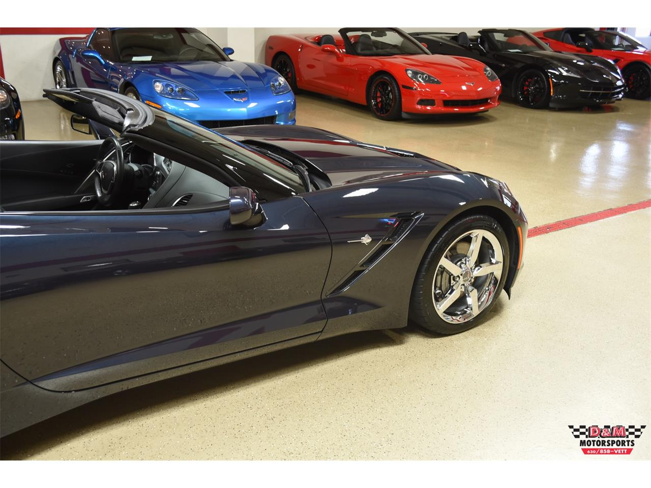 Large Picture of '15 Corvette located in Illinois Offered by D & M Motorsports - QGAK