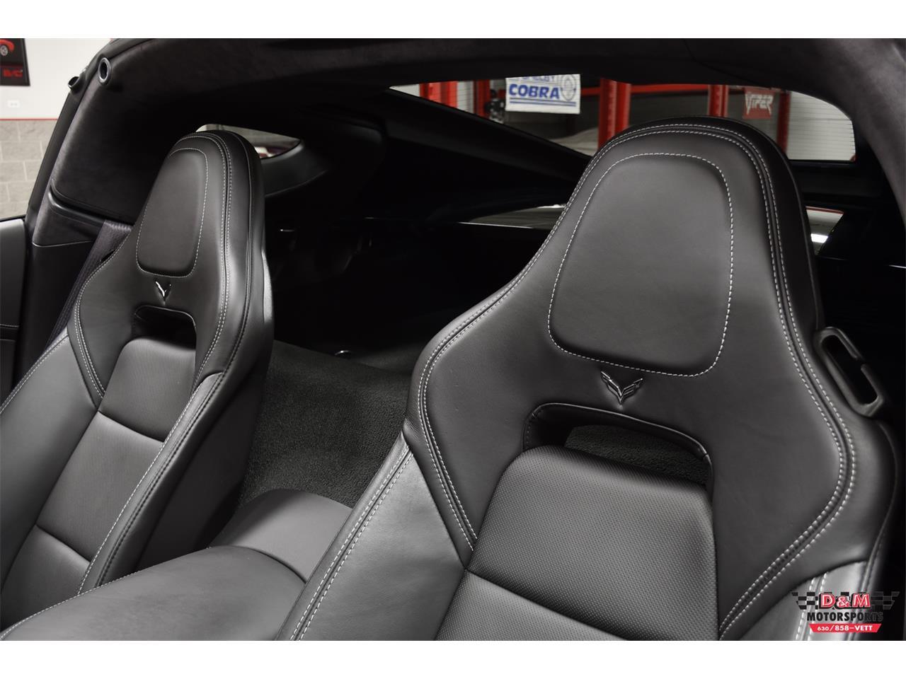 Large Picture of 2015 Chevrolet Corvette located in Illinois - QGAK