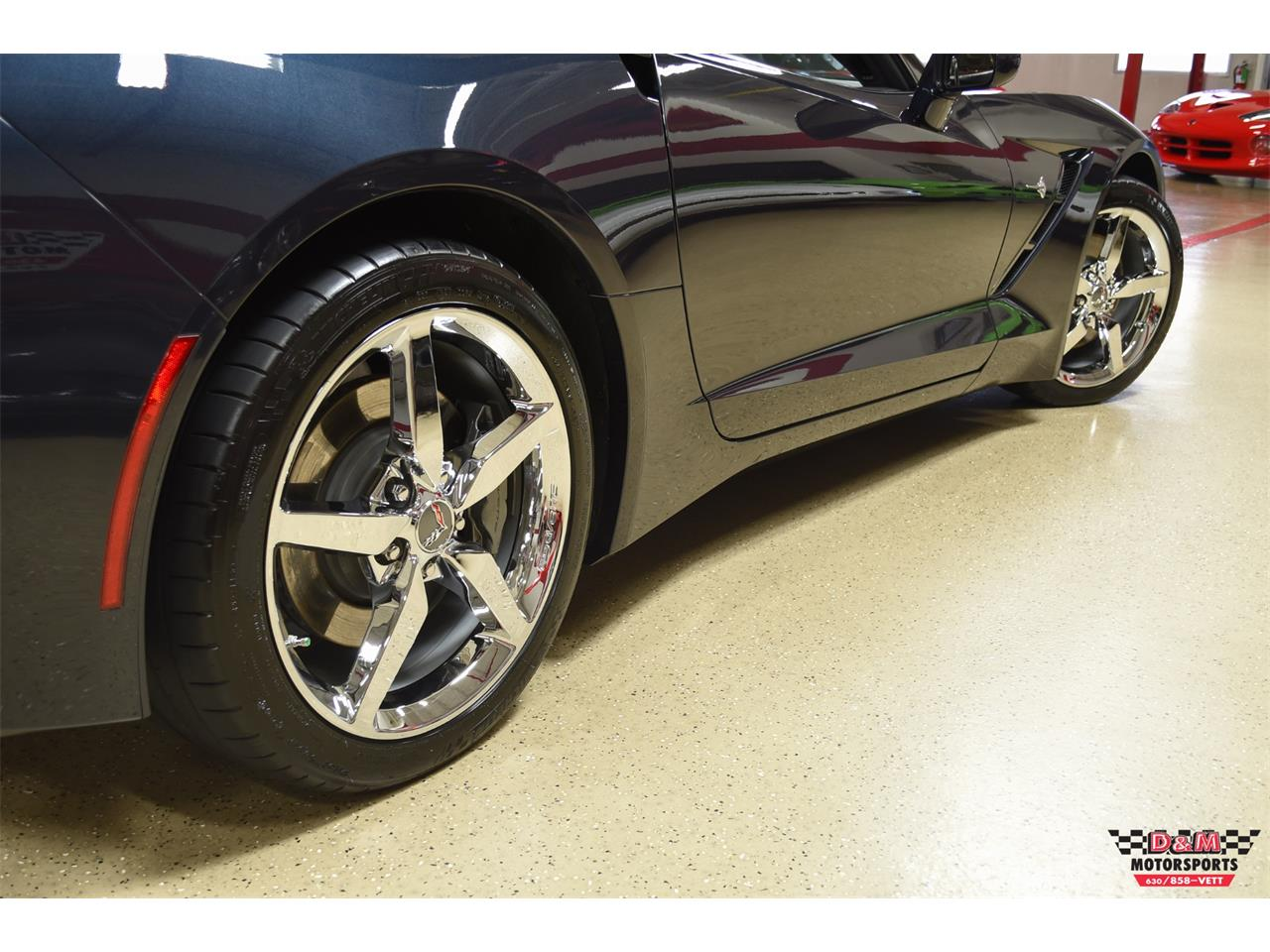 Large Picture of 2015 Corvette located in Glen Ellyn Illinois Offered by D & M Motorsports - QGAK
