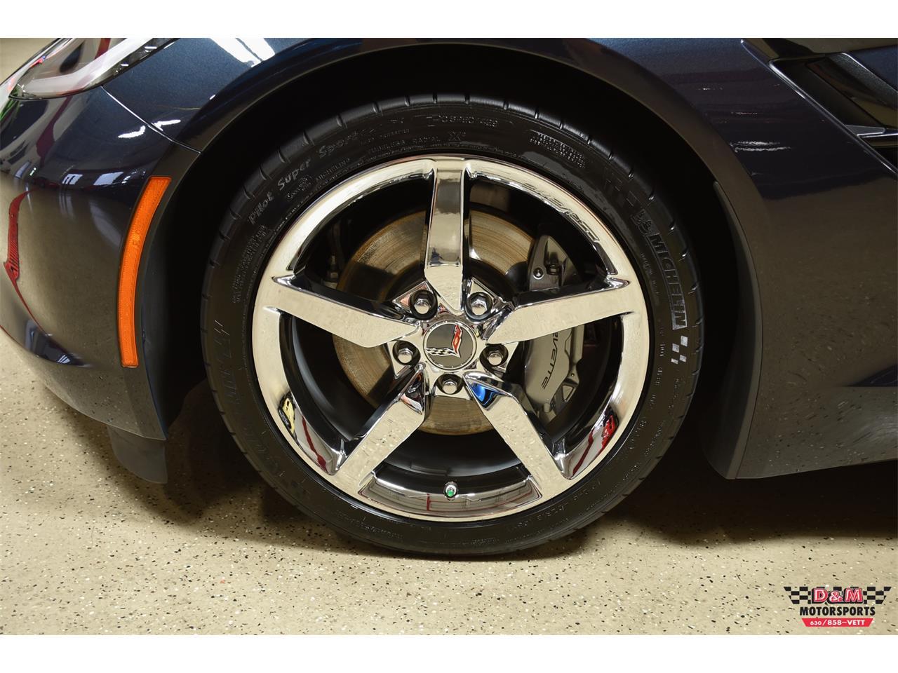 Large Picture of '15 Corvette located in Illinois - QGAK