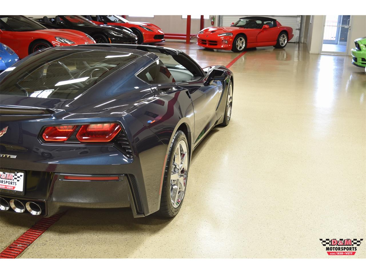 Large Picture of 2015 Corvette located in Illinois - $45,995.00 Offered by D & M Motorsports - QGAK