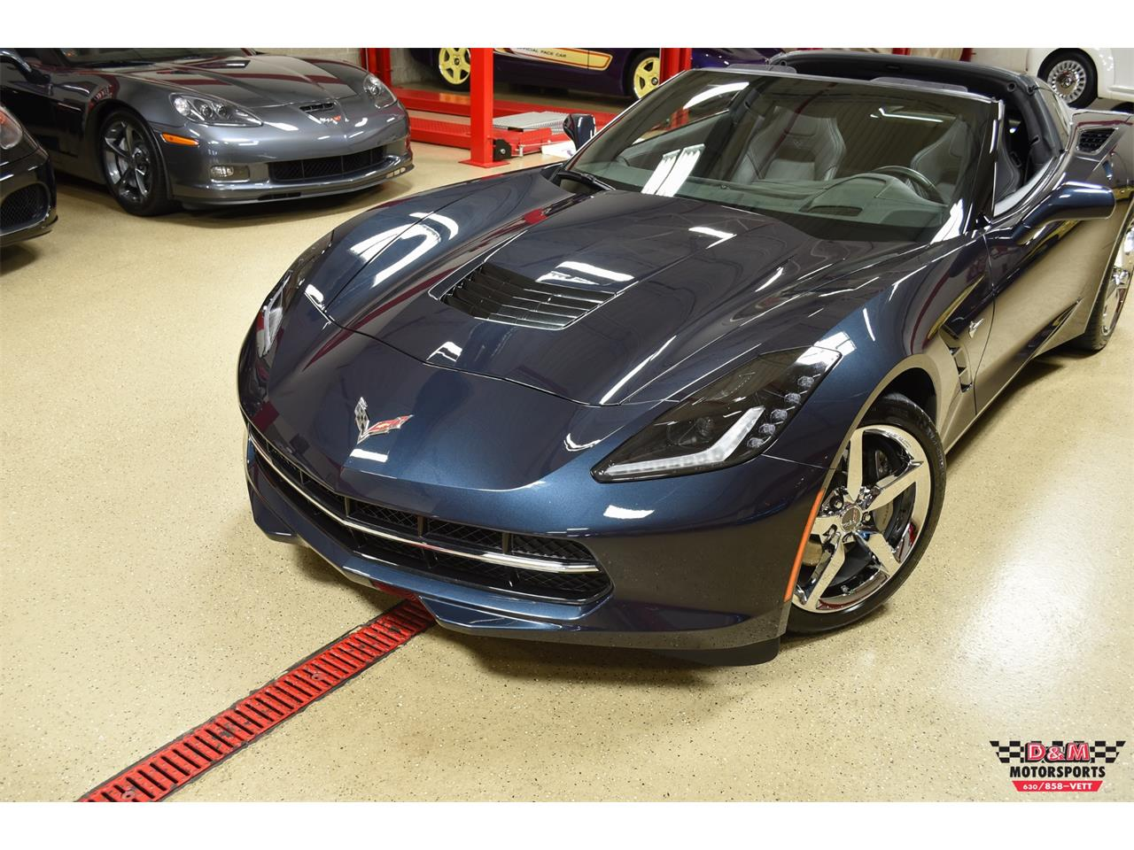 Large Picture of 2015 Chevrolet Corvette located in Glen Ellyn Illinois Offered by D & M Motorsports - QGAK