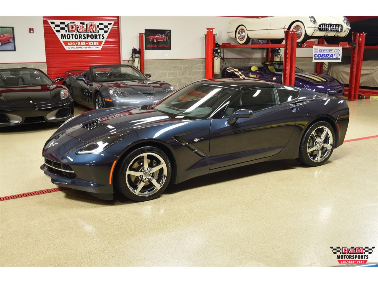 Large Picture of '15 Corvette located in Illinois - $45,995.00 Offered by D & M Motorsports - QGAK