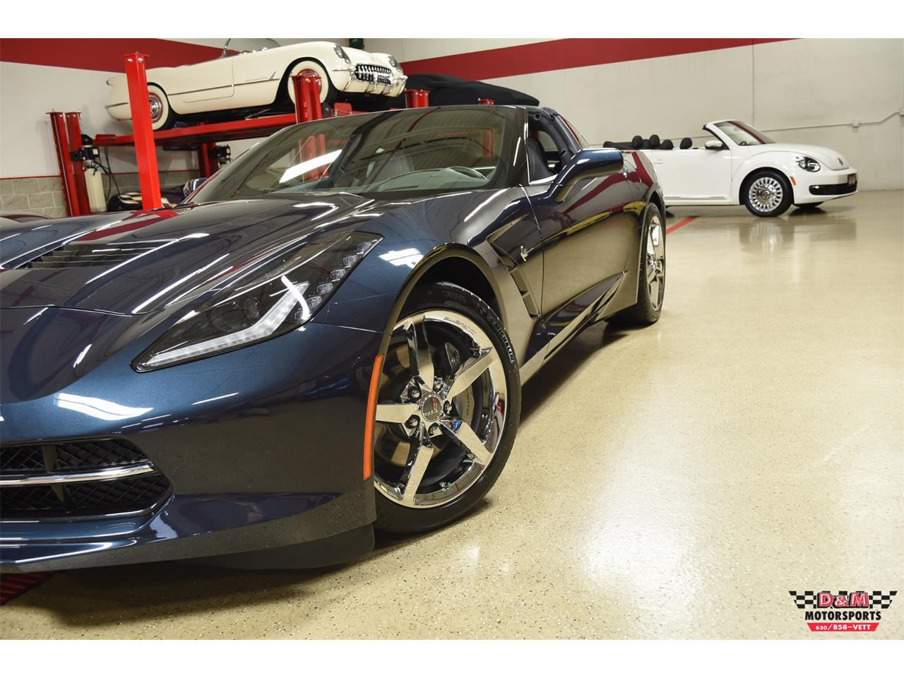 Large Picture of '15 Corvette located in Glen Ellyn Illinois - QGAK