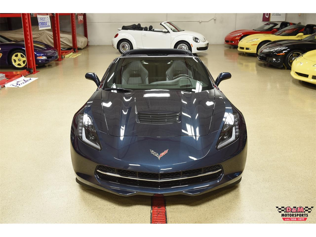Large Picture of 2015 Corvette located in Glen Ellyn Illinois - $45,995.00 Offered by D & M Motorsports - QGAK