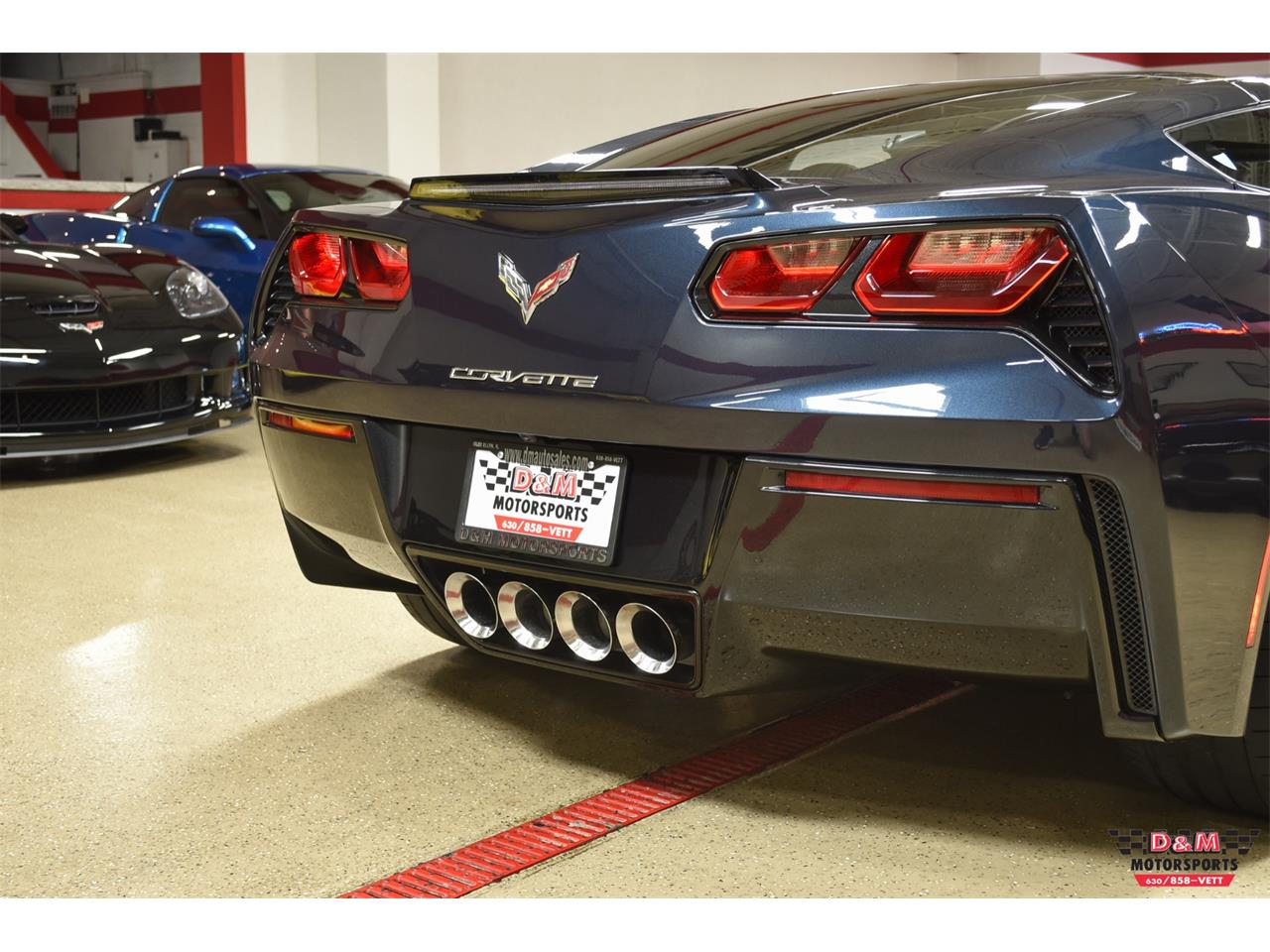 Large Picture of 2015 Corvette located in Glen Ellyn Illinois - $45,995.00 - QGAK