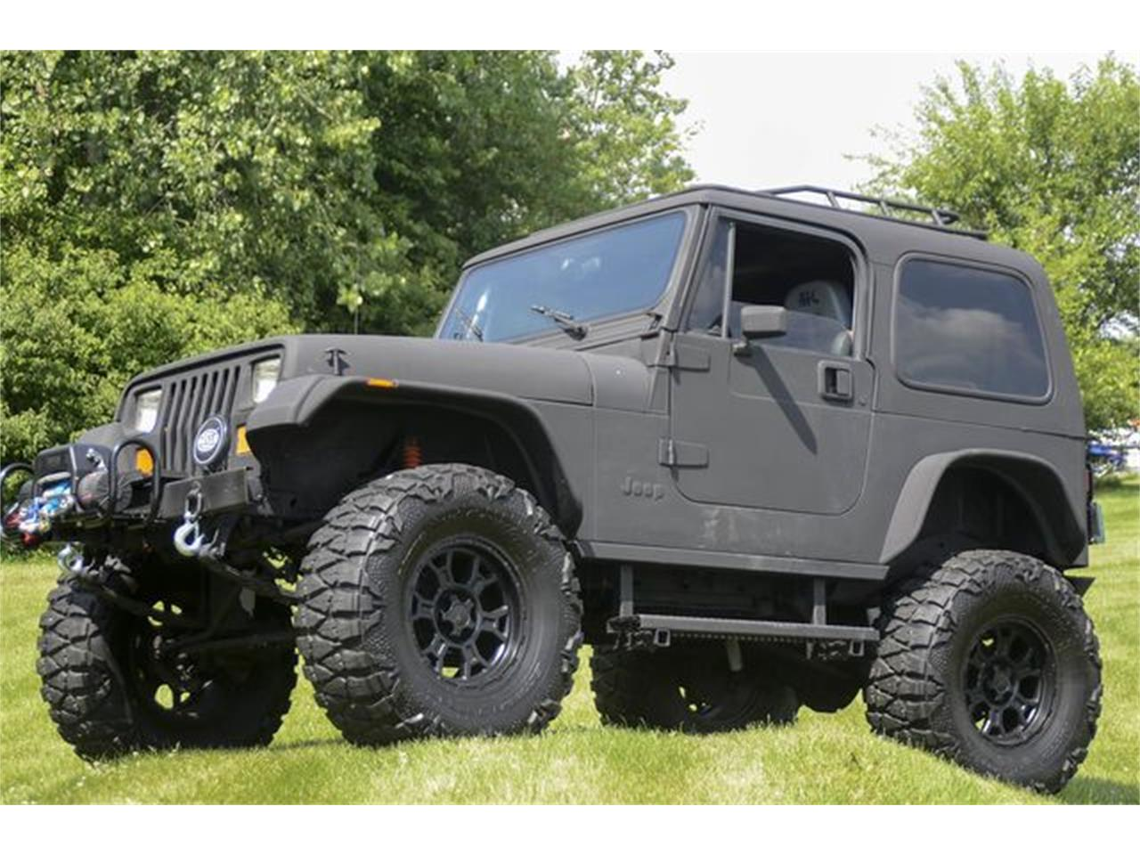 Large Picture of '93 Wrangler - QGAN