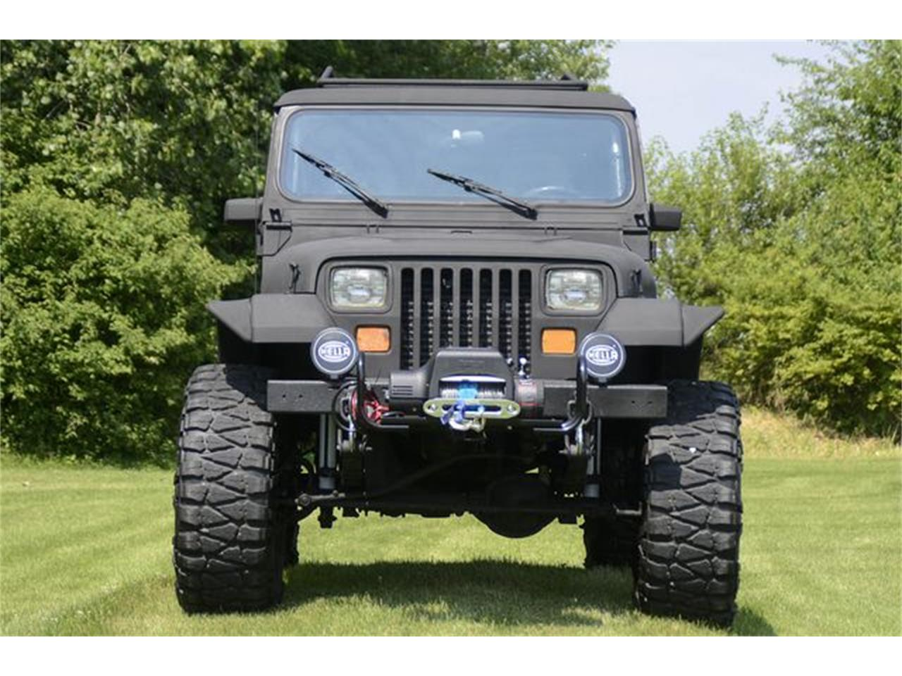 Large Picture of 1993 Wrangler located in Indiana - QGAN