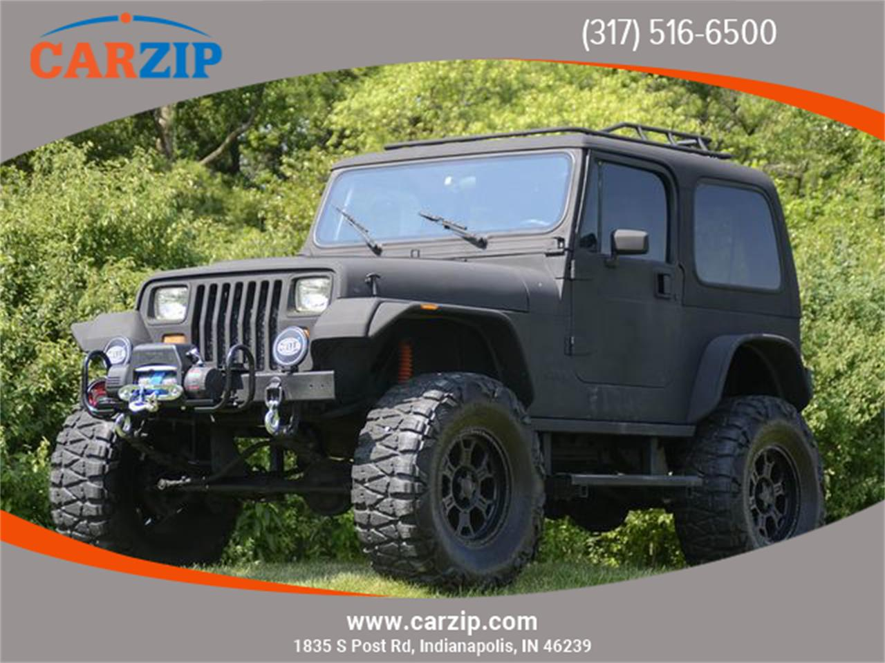 Large Picture of 1993 Jeep Wrangler - $7,800.00 - QGAN