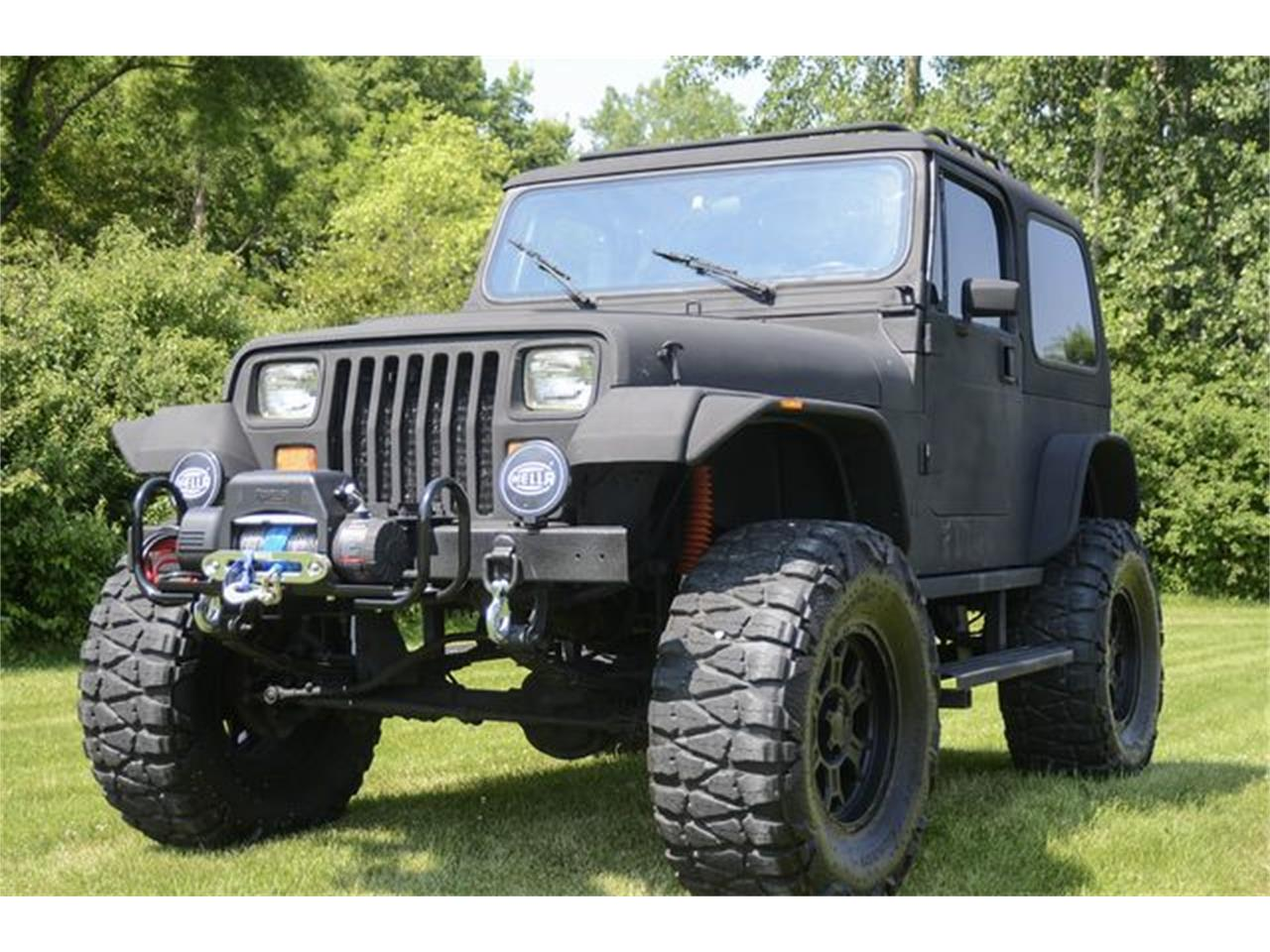 Large Picture of 1993 Jeep Wrangler Offered by CarZip - QGAN