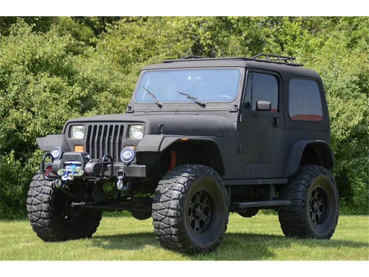 Large Picture of '93 Wrangler located in Indiana - $7,800.00 Offered by CarZip - QGAN