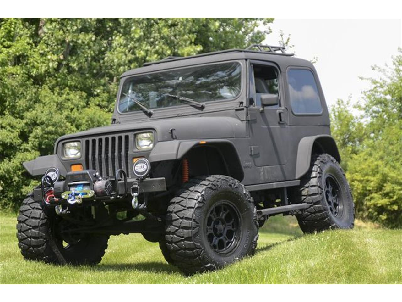 Large Picture of 1993 Wrangler Offered by CarZip - QGAN