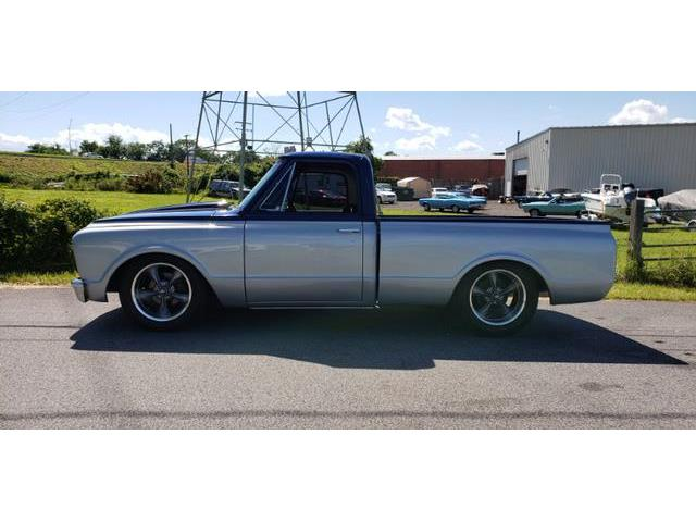 Picture of 1968 Chevrolet C/K 10 located in Linthicum Maryland - $28,900.00 Offered by  - QGAR