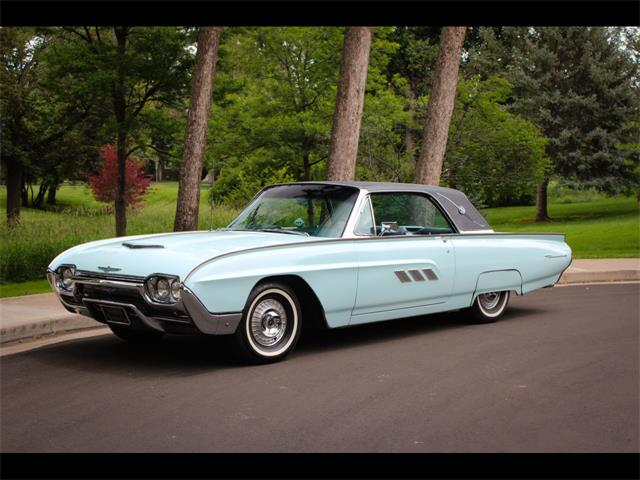 Picture of 1963 Ford Thunderbird Offered by  - QGAS
