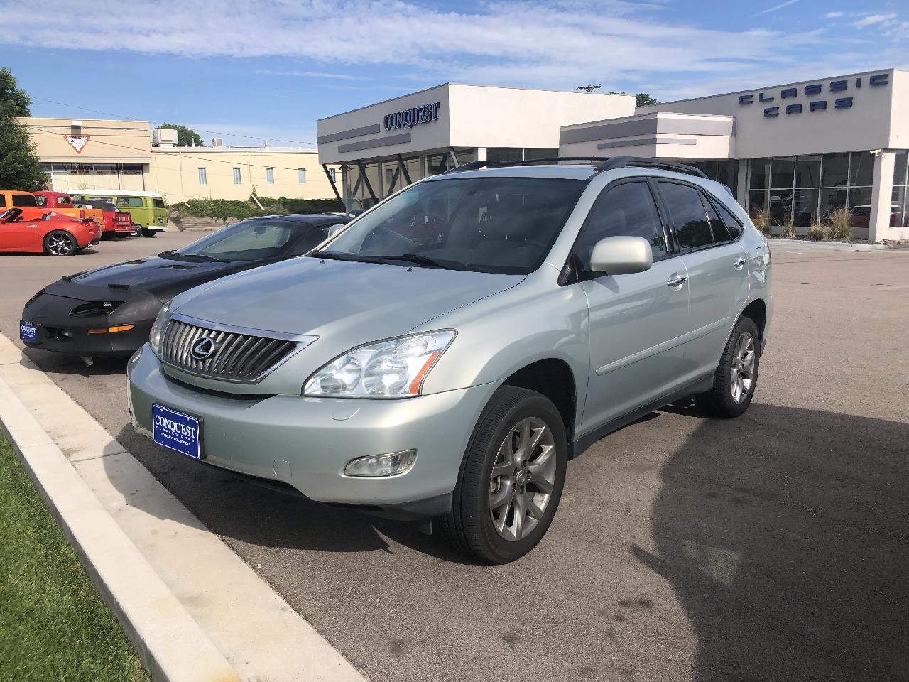 Large Picture of '09 RX350 - QGAU