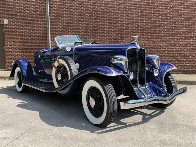 Picture of 1932 Auburn Boattail located in Auburn Indiana Offered by  - QGAZ