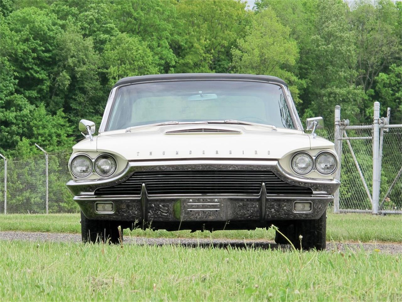 Large Picture of Classic 1964 Ford Thunderbird Auction Vehicle - QGB2