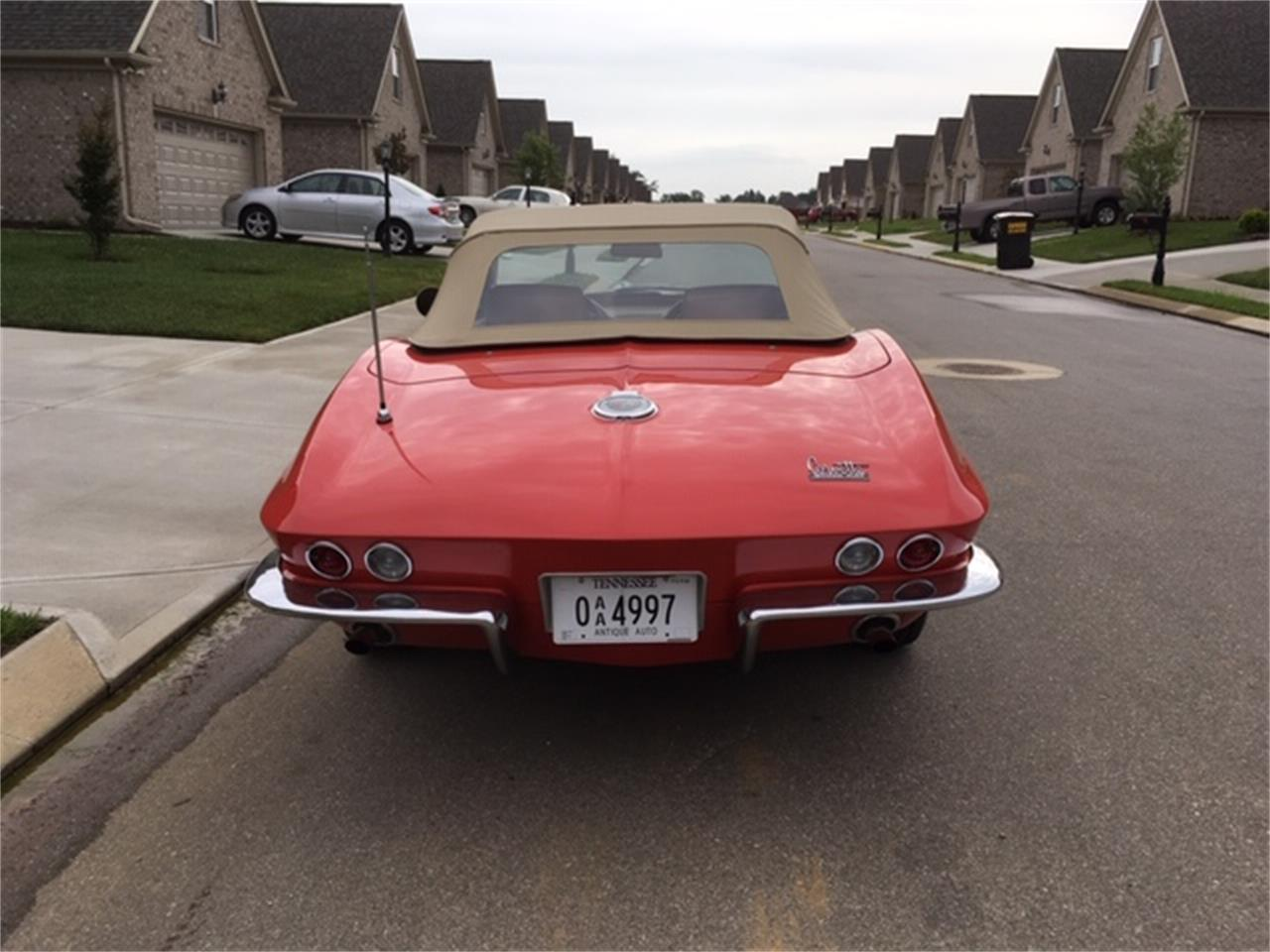 Large Picture of '66 Corvette - QGBG