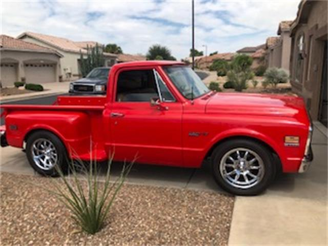 Picture of 1972 Pickup - $27,500.00 Offered by a Private Seller - QGBK