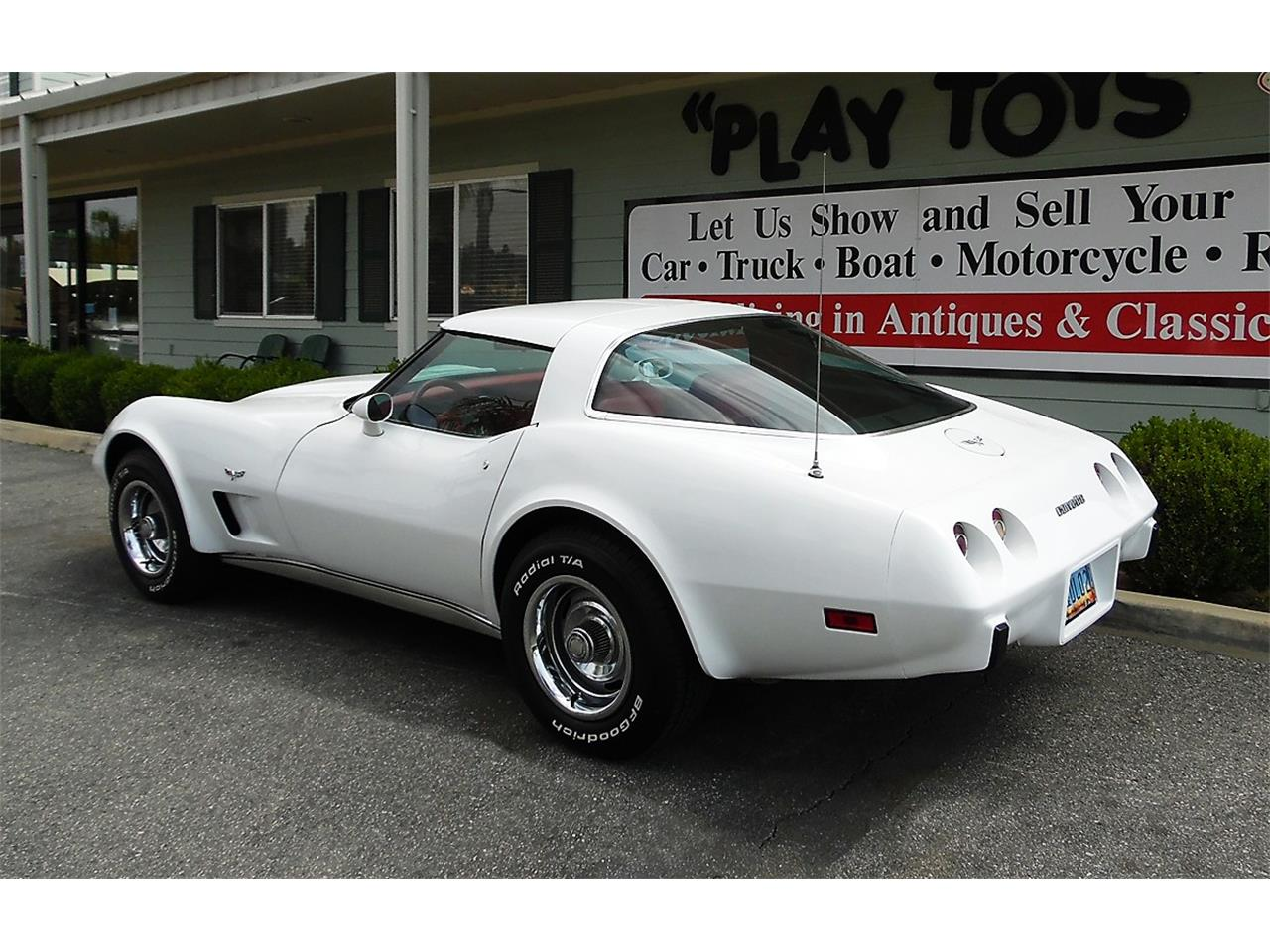 Large Picture of '79 Corvette - QDED
