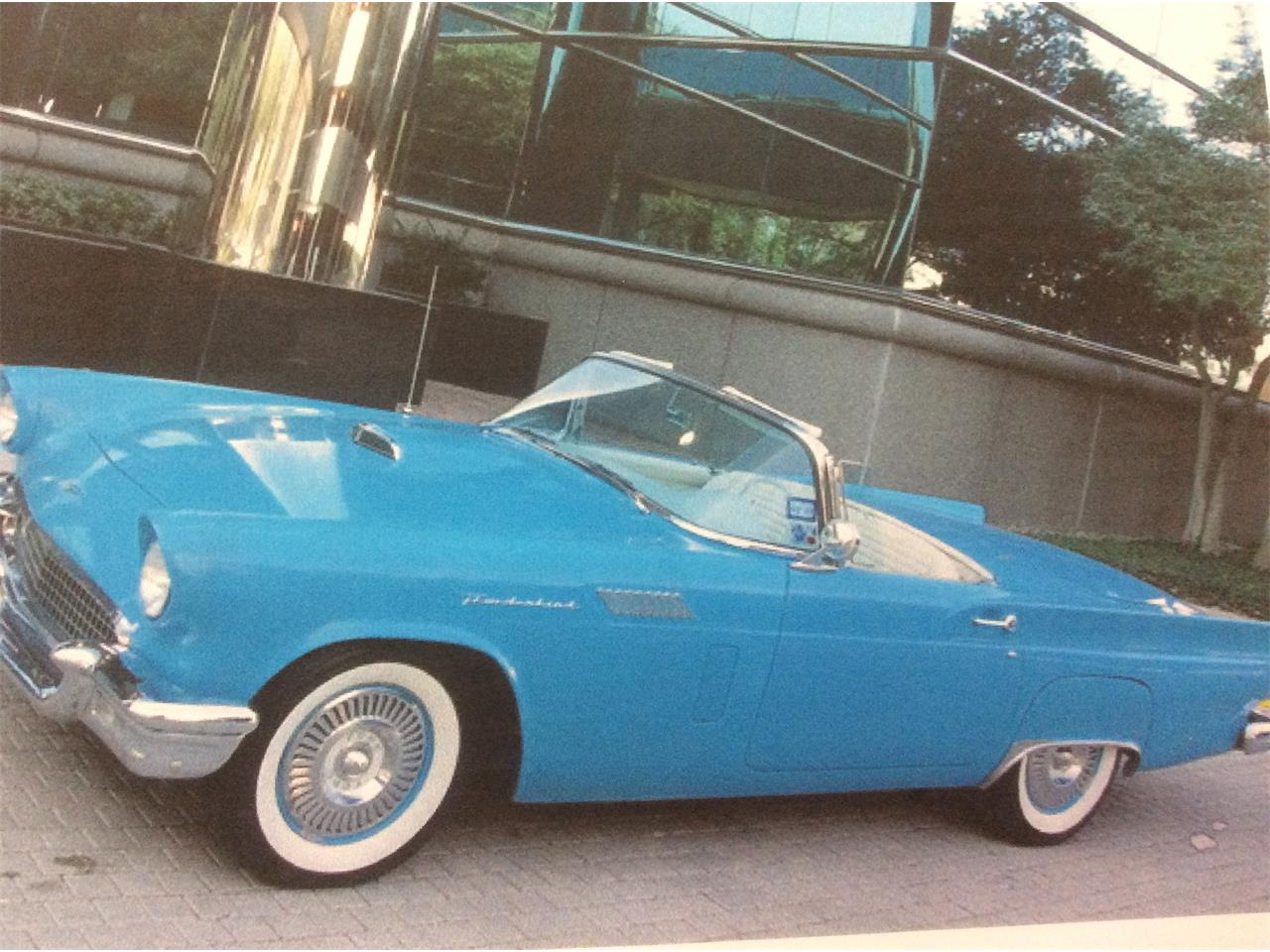 Large Picture of '57 Thunderbird - QGBN