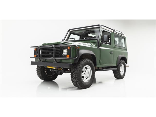 1995 Land Rover Defender