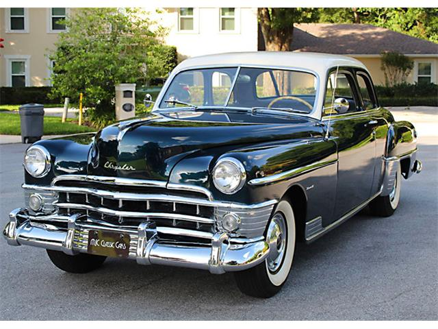 Picture of '50 Chrysler New Yorker Offered by  - QGBR