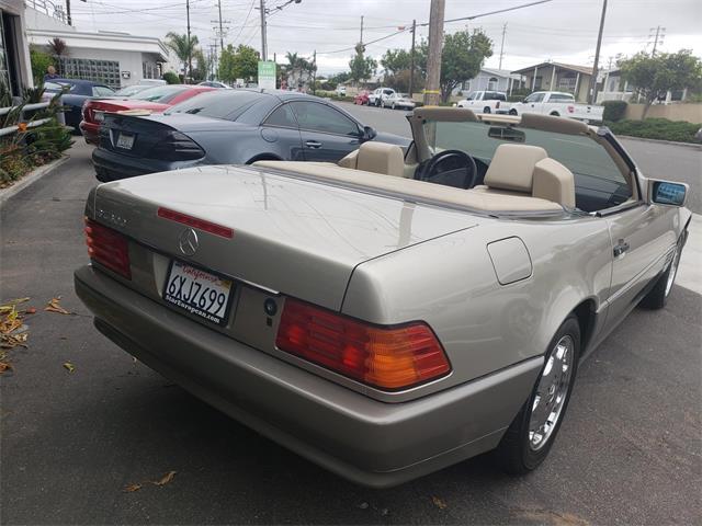 Picture of 1995 Mercedes-Benz SL500 located in California - $19,990.00 - QDEF