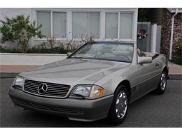 Picture of '95 Mercedes-Benz SL500 located in California - $19,990.00 - QDEF