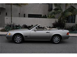 Picture of '95 Mercedes-Benz SL500 located in California - $19,990.00 Offered by Star European Inc. - QDEF